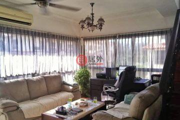 居外网在售马来西亚亞庇4卧4卫的房产总占地232平方米MYR 2,500 / 月