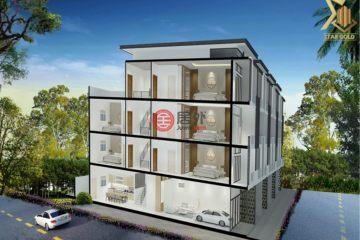 居外网在售柬埔寨4卧5卫新开发的房产总占地150000平方米USD 180,800