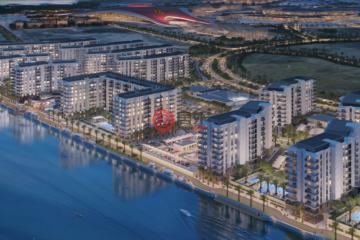 居外网在售阿联酋1卧1卫新开发的房产总占地63平方米USD 231,420
