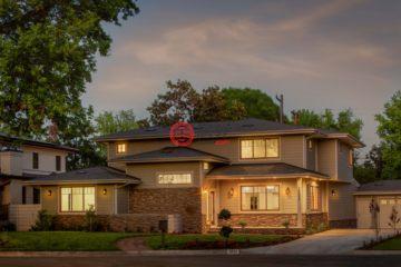 居外网在售美国4卧4卫的独栋别墅总占地817平方米USD 2,399,000