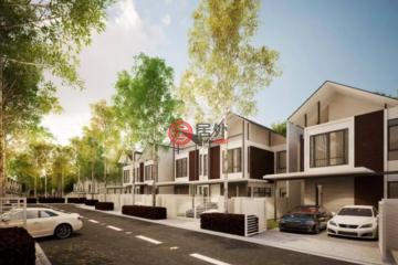 居外网在售马来西亚4卧3卫新开发的房产总占地208平方米MYR 850,000