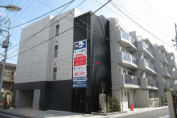 居外网在售日本东京1卧1卫的房产总占地200平方米JPY 28,400,000