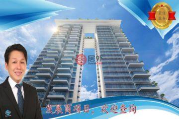 居外网在售新加坡3卧3卫的公寓总占地6503平方米SGD 5,928,000