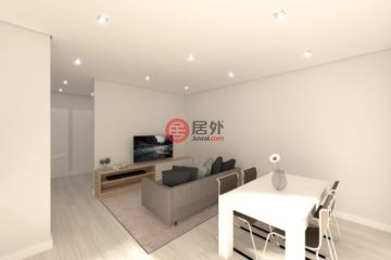 居外网在售葡萄牙2卧1卫曾经整修过的房产总占地134平方米EUR 355,000