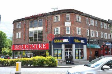 居外网在售英国伦敦GBP 600,000总占地572平方米的商业地产