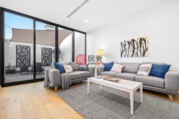 居外网在售澳大利亚3卧2卫新房的房产总占地188平方米AUD 1,250,000