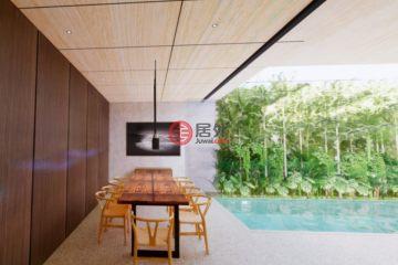 居外网在售印尼3卧2卫新开发的联排别墅总占地180平方米IDR 4,500,000,000