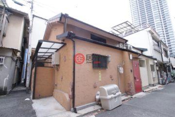居外网在售日本Osaka的房产总占地45平方米JPY 29,800,000