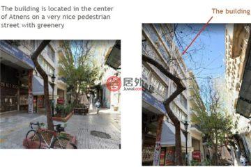 居外网在售希腊Athens的房产总占地1509平方米EUR 1,800,000
