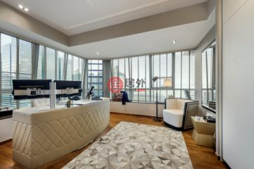居外网在售新加坡3卧2卫的公寓总占地6778平方米SGD 3,153,000