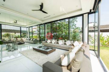 居外网在售马来西亚6卧6卫特别设计建筑的房产总占地852平方米MYR 11,800,000