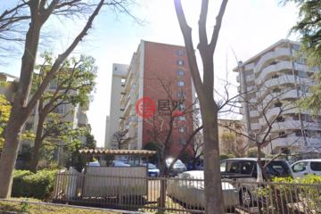 居外网在售日本Tokyo3卧1卫的房产总占地87平方米JPY 37,800,000
