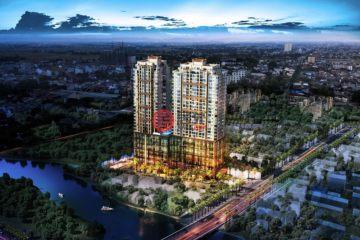 居外网在售越南2卧2卫新开发的房产总占地53623平方米USD 96,000