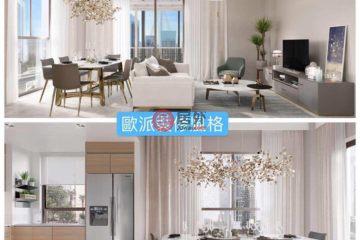 居外网在售阿联酋迪拜1卧1卫的房产总占地110平方米AED 890,000
