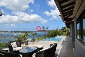 居外网在售瓦努阿图维拉港4卧3卫的房产总占地1100平方米VUV 89,000,000