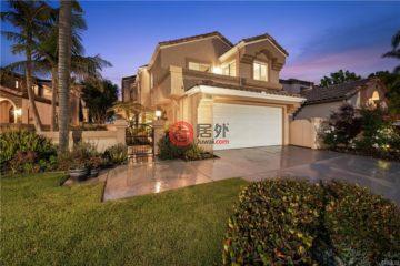 居外网在售美国4卧3卫局部整修过的房产总占地557平方米USD 1,299,988