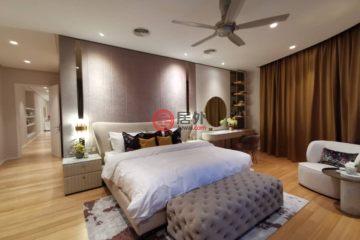 居外网在售马来西亚4卧5卫特别设计建筑的房产总占地362平方米MYR 4,797,090