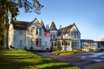 居外网在售英国Auchterarder总占地929平方米的酒店