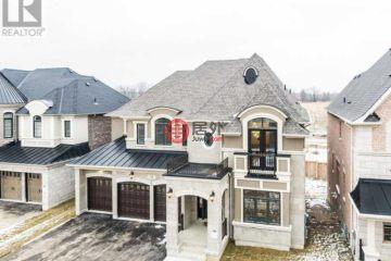 居外网在售加拿大5卧6卫新房的房产总占地641平方米CAD 3,799,000