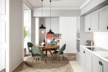居外网在售葡萄牙Lisboa的公寓总占地42平方米EUR 420,000