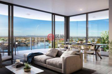 居外网在售澳大利亚2卧2卫新开发的房产总占地1639平方米AUD 500,000