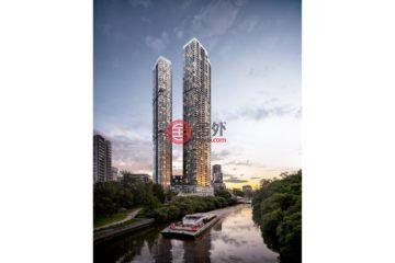居外网在售澳大利亚1卧1卫新开发的房产总占地60平方米AUD 446,000