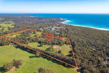 居外网在售澳大利亚6卧4卫的独栋别墅总占地147500平方米