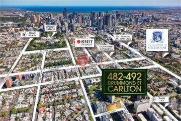居外网在售澳大利亚墨尔本总占地1567平方米的住宅用地