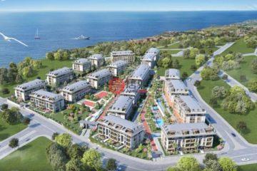 居外网在售土耳其伊斯坦布尔3卧2卫的房产总占地200平方米TRY 210,000