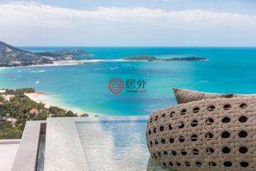 居外网在售泰国6卧7卫原装保留的房产总占地1600平方米THB 109,000,000