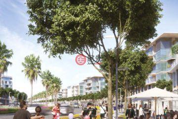 居外网在售阿联酋1卧1卫新房的房产总占地44平方米AED 498,000