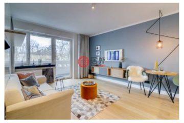 德国房产房价_柏林房产房价_居外网在售德国柏林1卧1卫的房产总占地30平方米EUR 378,000