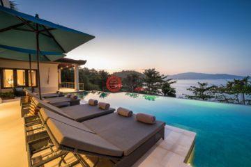 居外网在售泰国6卧6卫原装保留的房产总占地2400平方米