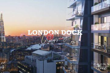英国房产房价_英格兰房产房价_伦敦房产房价_居外网在售英国伦敦1卧1卫新开发的房产总占地55平方米GBP 800,000