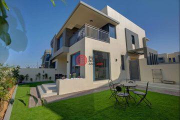 居外网在售阿联酋3卧4卫特别设计建筑的房产总占地300平方米AED 3,000,000