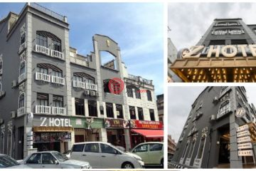 居外网在售马来西亚IpohMYR 10,000,000总占地186平方米的商业地产