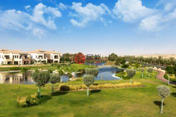 居外网在售阿联酋迪拜5卧7卫的房产总占地849平方米AED 6,000,000