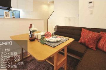 居外网在售日本Tokyo的房产总占地79平方米JPY 47,800,000