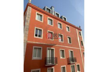 居外网在售葡萄牙里斯本2卧1卫的房产总占地72平方米EUR 532,000