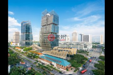 居外网在售新加坡3卧2卫新开发的房产总占地182平方米SGD 6,439,000