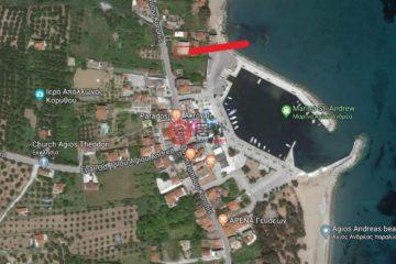 居外网在售希腊Aipeia2卧1卫的房产总占地1170平方米EUR 210,000