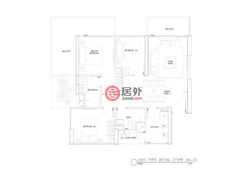 柬埔寨SihanoukvilleSihanoukville的新建房产,Ang Duong St.,Canadia Tower, 3rd Floor, No. 315,,编号54959453