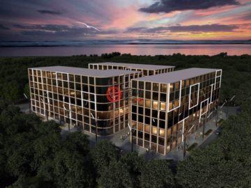 居外網在售泰國特別設計建筑的新建房產總占地32平方米THB 2,600,000起
