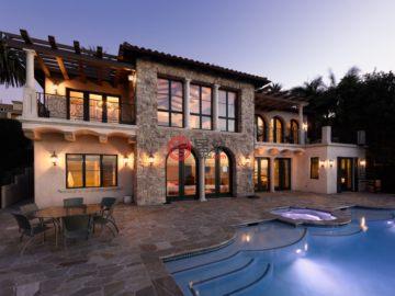 居外网在售美国5卧6卫的房产总占地1476平方米USD 6,999,999