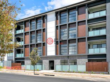 居外网在售澳大利亚2卧1卫的房产总占地101平方米AUD 335,000