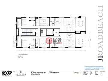 澳大利亚昆士兰Gold Coast的房产,31 Broadbeach Boulevard, Broadbeach 4218,编号51152534