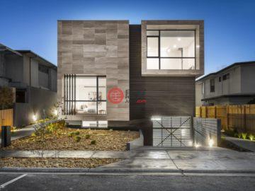 居外网在售澳大利亚3卧2卫特别设计建筑的房产AUD 2,975,000