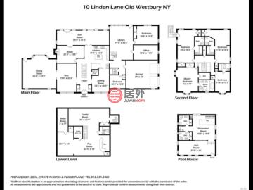 美国纽约州旧西布雷的房产,10 linden lane,编号51616034