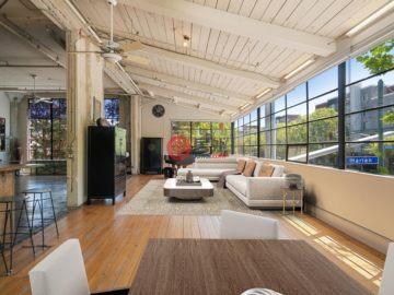 居外网在售美国1卧1卫的公寓总占地162平方米USD 929,000