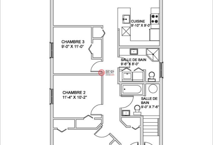 加拿大魁北克Saint-Jérôme的房产,RUE WILFRED-PELLETIER & RUE ALFRED-PELLAN (St. Jerome),编号48747859